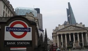 1 Bank Station