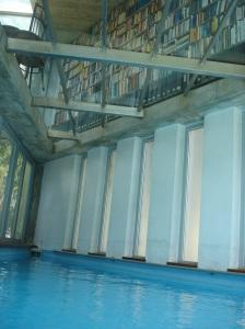 schwimmen unter Büchern2